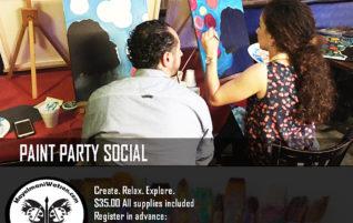 PAINT PARTY SOCIAL