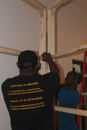 Installation and Easel Panels by ScottFordConstruction